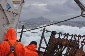 """Marine - Pressebilder: Segelschulschiff """"Gorch Fock"""" umsegelt Kap Hoorn (mit Bild)"""