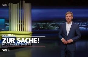 """Organspende als Bürgerpflicht? """"Zur Sache Baden-Württemberg"""", SWR Fernsehen"""