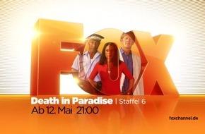 """Das Verbrechen macht keinen Urlaub: Die sechste Staffel """"Death in Paradise"""" ab 12. Mai exklusiv auf Fox"""