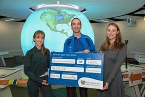 PM: 7. swb-Klimahaus-Lauf bringt XX Euro Spenden ein