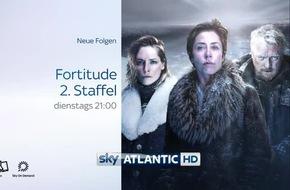 """Zurück in die Arktis: Staffel zwei der Sky Original Production """"Fortitude"""" nun auch auf Deutsch"""