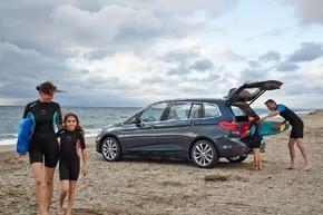 Der neue BMW 2er Gran Tourer