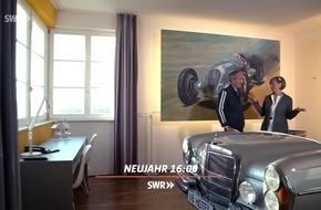 """Übernachtung auf der Yacht oder im Oldtimer? """"Hotelgeschichten - Luxus, Schweiß und Extrawünsche"""", SWR Fernsehen"""