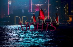 THOMAS SABO presents: vividly coloured, special edition collection, 'Dragon Nights'