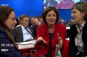"""Zerreißprobe für die SPD - Scheitert die GroKo an der Basis? / """"Zur Sache Rheinland-Pfalz!"""" am 18.1., 20:15 Uhr im SWR Fernsehen / Gast: Justizminister Herbert Mertin (FDP)"""