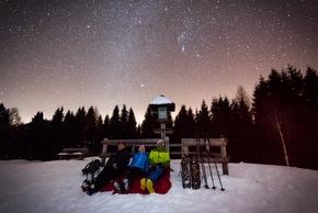 Winter am Weissensee: Paradies aus Eis und Schnee - BILD