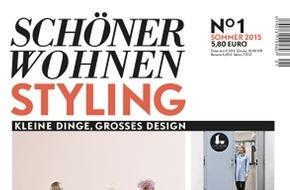 Schöner Wohnen Magazin pressemitteilung gruner jahr schöner wohnen presseportal de