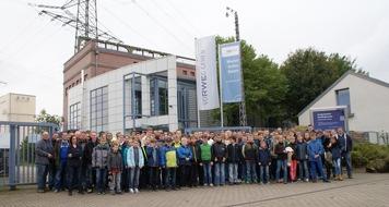 """FW-AR: Arnsberger Jugendfeuerwehr erlebt """"elektrisierenden"""" Nachmittag"""