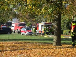 Übungstag Feuerwehr Stadt Borgentreich