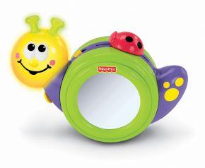 """Fisher-Price 1-2-3 Musikschnecke - Das Fisher-Price Testprogramm zeigt, was Eltern rund um den Spielzeugkauf beschäftigt Die Verwendung dieses Bildes ist für redaktionelle Zwecke honorarfrei. Veröffentlichung bitte unter Quellenangabe: """"obs/Mattel GmbH"""""""