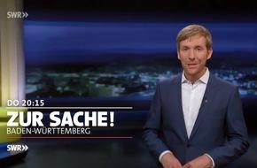 """Boris Palmer über die Wohnungsnot im Land / """"Zur Sache Baden-Württemberg"""", SWR Fernsehen"""