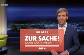"""Blitzer - Erinnerung für Autofahrer oder Einnahmequelle? """"Zur Sache Baden-Württemberg"""", SWR Fernsehen"""