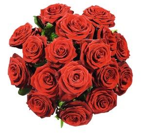 """Fleurop-Blumenstrauß """"Weil ich Dich liebe"""""""
