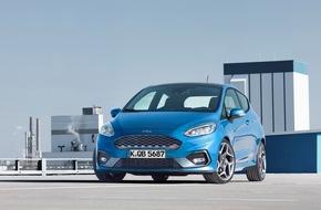 Weltpremiere: Neuer Ford Fiesta ST mit 200 PS starkem EcoBoost-Dreizylinder und Fahrprogramm-Auswahl