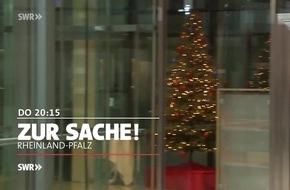 """Gefährliche Weihnachtspost - Wie erkennt man Paketbomben? / """"Zur Sache Rheinland-Pfalz!"""" am Donnerstag, 14. Dezember 2017, 20:15 Uhr im SWR Fernsehen"""