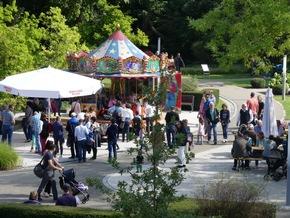 Für die Kinder gibt es am Tag der offenen Tür bei WeberHaus viele tolle Aktionen.