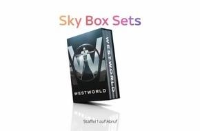 """Im April entführt Sky wieder nach """"Westworld"""""""