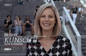 """Neue Moderatorin für das SWR Kulturmagazin """"Kunscht!"""""""