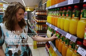 """""""Marktcheck checkt ... Eckes-Granini und Kärcher"""", SWR Fernsehen"""