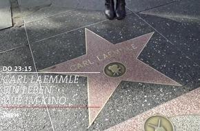 """Dokumentation """"Carl Laemmle - Ein Leben wie im Kino"""" über den Erfinder Hollywoods, SWR Fernsehen"""