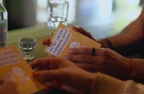 Kampagnenstart: HIV unter Therapie nicht übertragbar