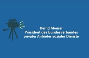 """""""Menschen mit Demenz gehören in die Mitte unserer Gesellschaft"""" / bpa würdigt Arbeit der Allianz für Menschen mit Demenz"""