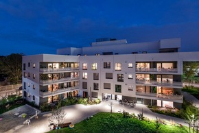 Deutscher Nachhaltigkeitspreis für das genossenschaftliche Wohnungsbauprojekt wagnisART in München.