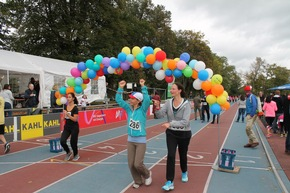 296 Läufer und Läuferinnen gingen in diesem Jahr an den Start.