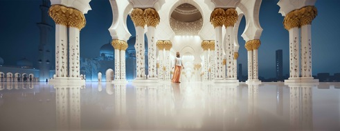 Sheikh Zayed Grand Mosque (c) TCA Abu Dhabi