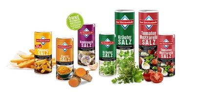 PRESSEMITTEILUNG: Was macht man denn mit CurrySalz?