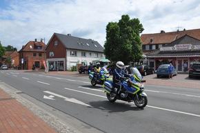 Polizeiabsicherung