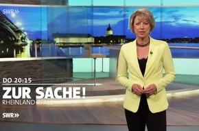 """Gewalt gegen Sanitäter, Zugbegleiter, öffentliche Dienstleister: Werden die Täter konsequent genug verfolgt? """"Zur Sache Rheinland-Pfalz!"""", Do., 13.9.2018, 20:15 Uhr, SWR Fernsehen"""
