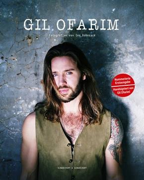 GIL OFARIM - Cover - 2D