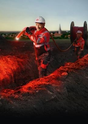Schnelle Glasfaser: Celle wird Vodafones erster Gigabit Landkreis