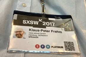 BLOGPOST - Men in Black, Game of Thrones und Schocktherapie: FOMO auf der SXSW