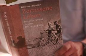 Buchpremiere in Berlin - die große Geschichte Deutschlands im 20. Jahrhundert von Konrad H. Jarausch - weitere Veranstaltungen in München und Frankfurt