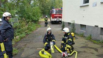 FW-PL: Feuerwehr Plettenberg bildet Nachwuchs aus
