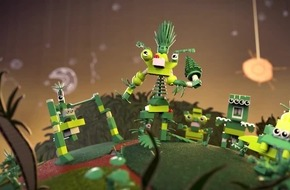2018 kommen die ersten nachhaltigen LEGO® Steine auf den Markt
