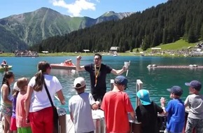 Rückblick auf das 3. Mounds Festival in Serfaus-Fiss-Ladis - Berge voller Musik! - VIDEO