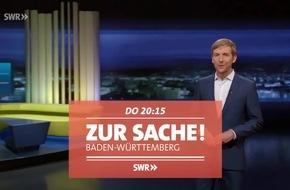 """Heizen mit Holz noch vertretbar? """"Zur Sache Baden-Württemberg"""", SWR Fernsehen"""