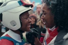 """P&G setzt sich für eine Welt ohne Vorurteile ein / """"Liebe statt Vorurteile"""": Neuer Kurzfilm zu den Olympischen Spielen 2018 in PyeongChang"""
