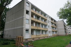 2 - Rückseite des Gebäudes
