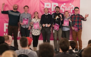 Aufbruchstimmung: Drei Tage PR-Hackathon in Frankfurt