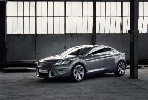 """Die Ford-Studie """"iosis"""" gibt Aufschluss über die Kernelemente des zukuenftigen Ford-Designs, das das Unternehmen als ..."""