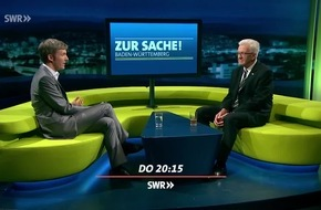 """Risikobereite Skifahrer? """"Zur Sache Baden-Württemberg"""", SWR Fernsehen"""