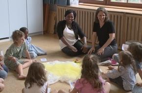 """Frühe Zuhör- und Sprachbildung als Schlüssel zu Integration / Eintausendste pädagogische Fachkraft erhält """"Lilo Lausch"""" Zertifikat"""