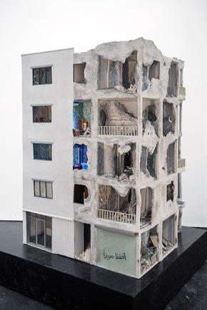 """Vollansicht """"Home"""" von Icy & Sot  Foto: Nika Kramer (Abdruck honorarfrei)"""
