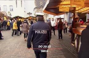 """Wie sicher sind Weihnachtsmärkte? Worauf sollten Besucher achten? """"Zur Sache Rheinland-Pfalz!"""", 13.12.2018, 20:15 Uhr, SWR Fernsehen"""