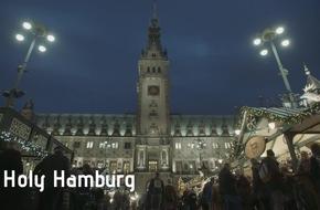 Holy Hamburg - Zeit zum Genießen: Hamburger Weihnachtsmärkte läuten die Adventszeit ein