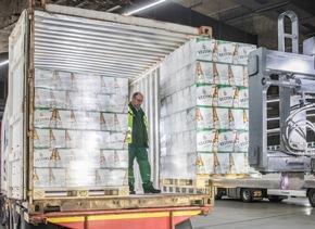 Brauerei C. & A. Veltins: 25 Jahre solides Wachstum im Export